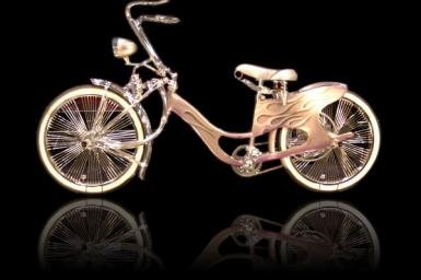 Lowrider Bycicle